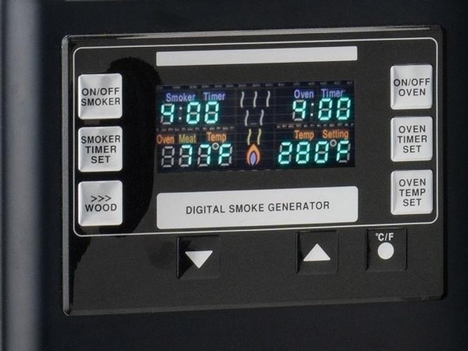 Defumador digital