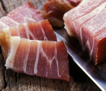 bacon sal de cura