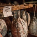 carne fermentação