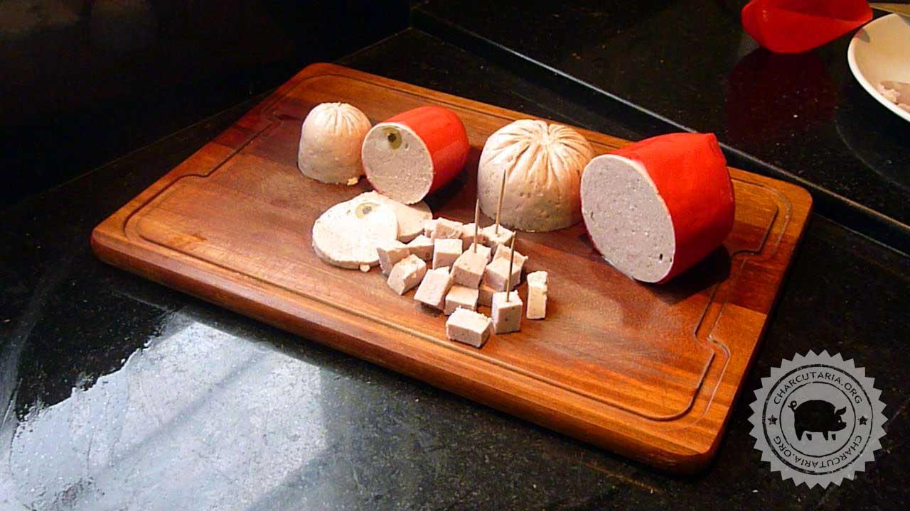 mortadela bologna artesanal