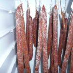 mold fraco no salame