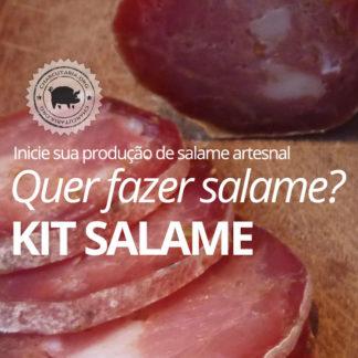 kit salame caseiro