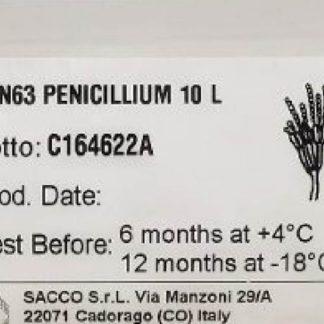 cultura starter mofo penicillium nalgiovense