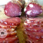 salame artesanal feito na geladeira