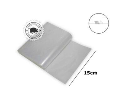 tripa nylon poliamidas plastica 15 transparente