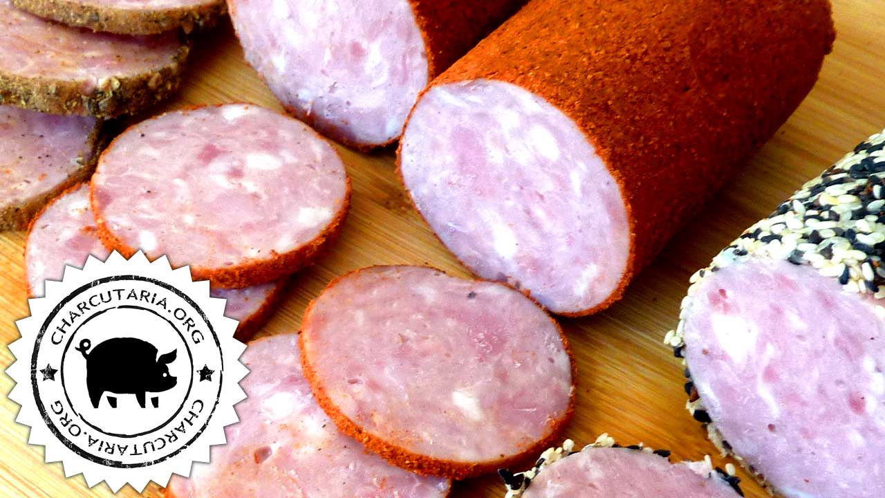 salame cotto crosta