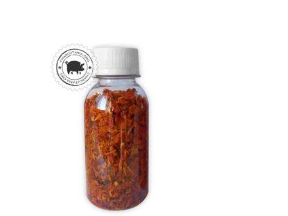 tomate seco desidratado em flocos