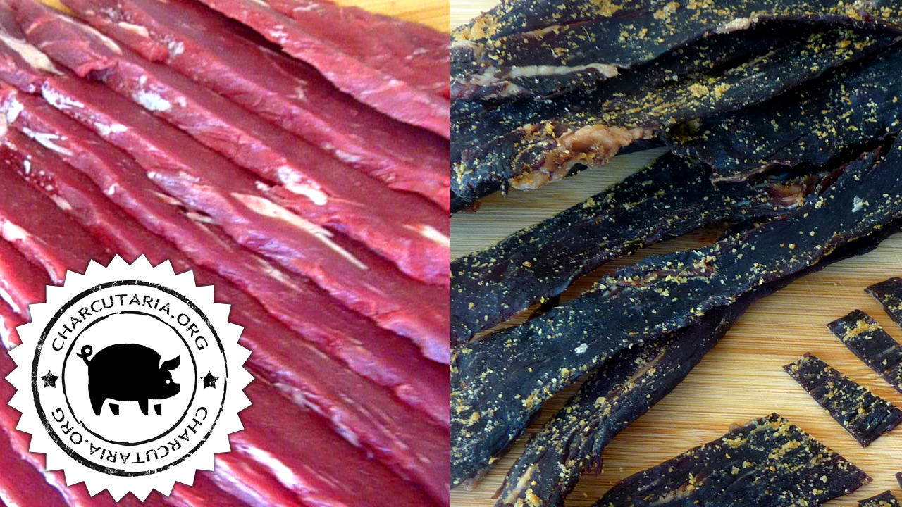 kilishi carne seca jerky beef