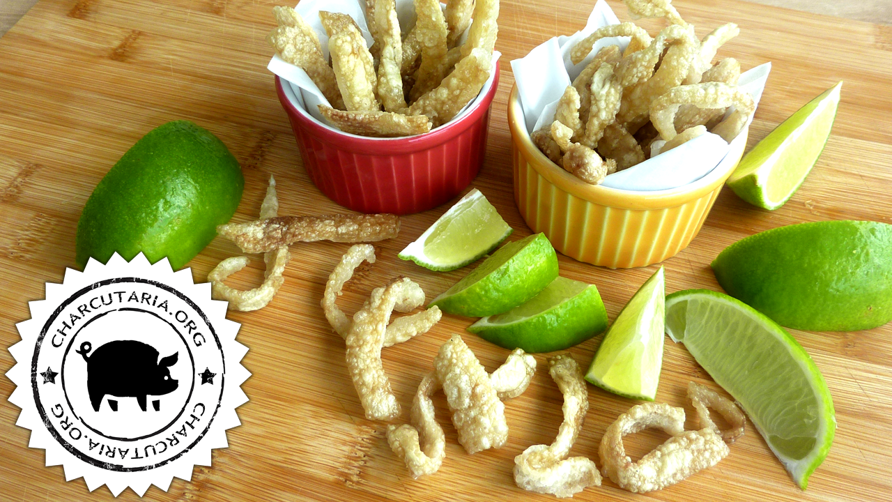 torresmo pururuca pork rinds cracklings chicharrones microondas